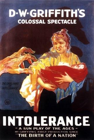 INTOLERANCE (David Wark Griffith)