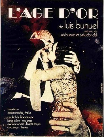 L'AGE D'OR (Luis Buñuel)