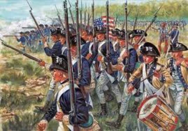 Guerra de la independencia de Estados Unidos