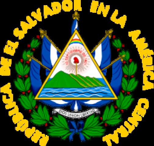 El Salvador - Independencia