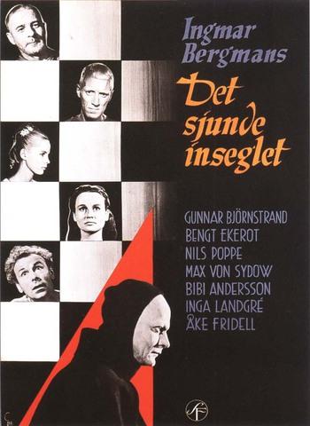 DET SJUNDE INSEGLET (Ingmar Bergman)