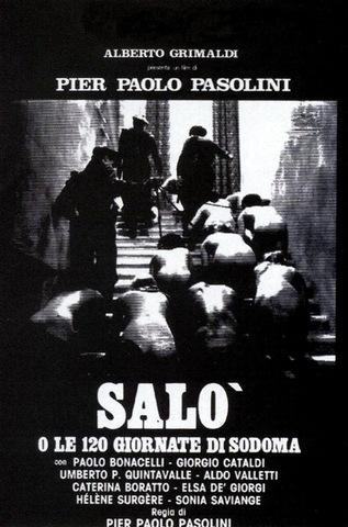 SALO O LE 120 GIORNATE DI SODOMA (Pier Paolo Pasolini)