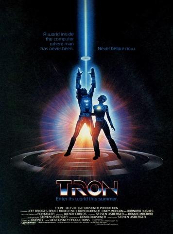 POSTMODERNISMO: TRON (1982)