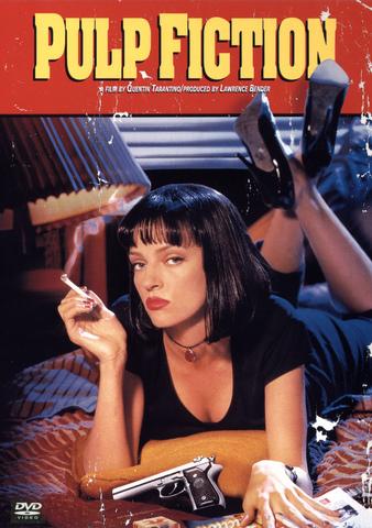 THRILLER: PULP FICTION (Quentin Tarantino)