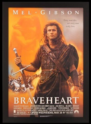 HISTORICO: BRAVEHEART (Mel Gibson)