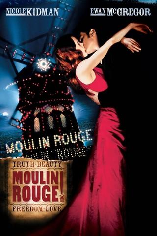 MUSICAL: MOULIN ROUGE (Baz Luhrmann)