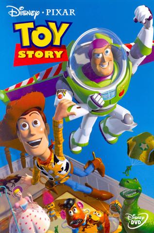ANIMACION: TOY STORY (John Lasseter)