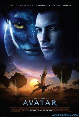 EL FILME MAS TAQUILLERO DEL CINE: AVATAR (James Cameron)