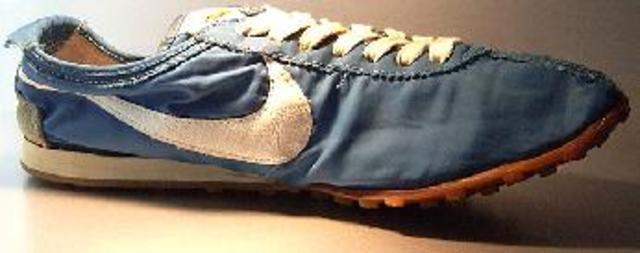 First NIke shoe