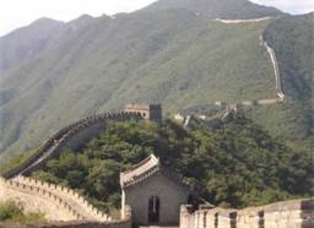 BUILDING THE GREAT WALL