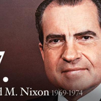 Nixon's life timeline