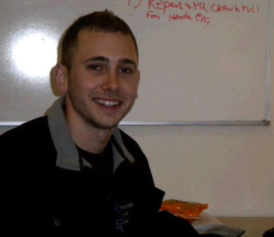 Alexander Hurlburt Joins EBS