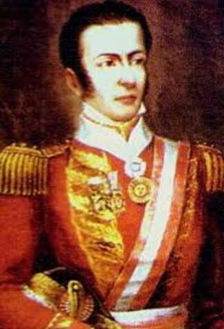 Presidencia de José de la Riva Agüero