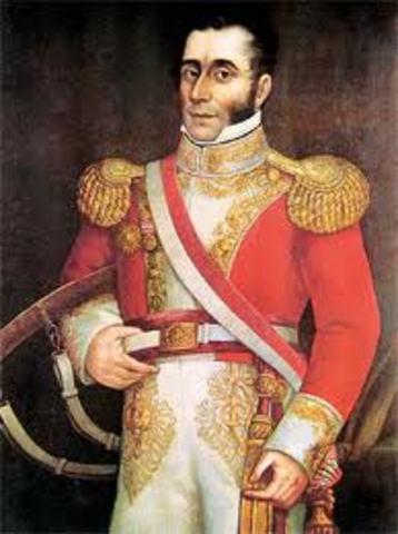 Presidencia de José Bernardo de Tagle