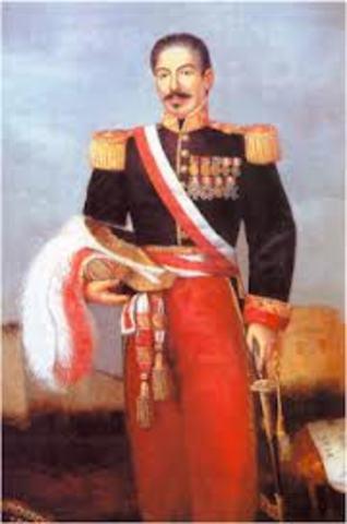 Gobierno del Mariscal Miguel San Román