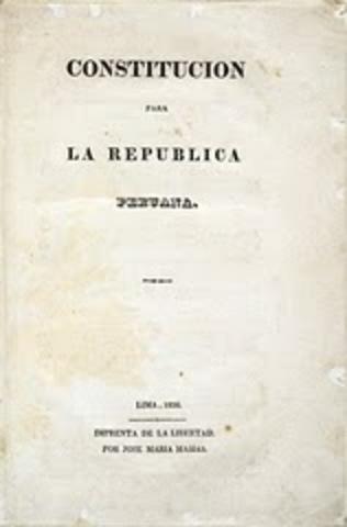 CONSTITUCIÓN POLÍTICA DE 1826