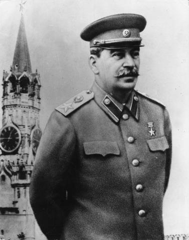 Stalin Takes Control