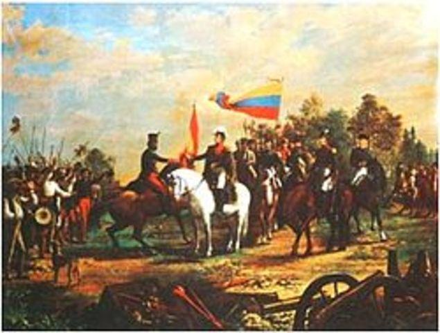 Guerra de independencia de Venezuela
