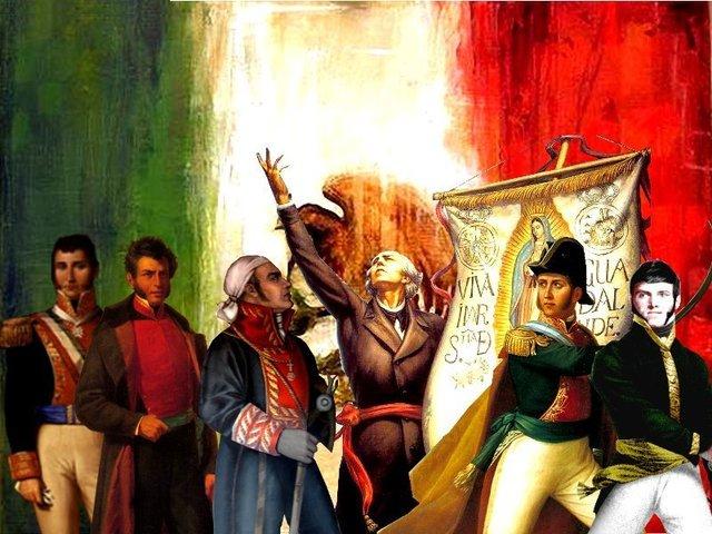 Guerra de independencia de Mexico