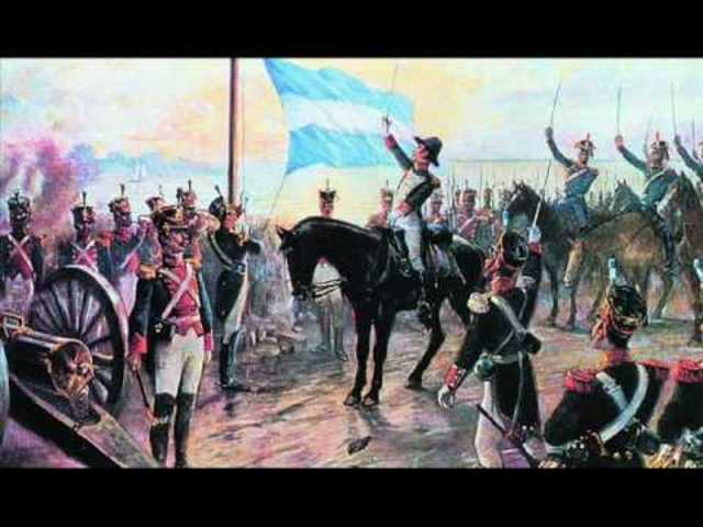 Guerra de independencia de Argentina