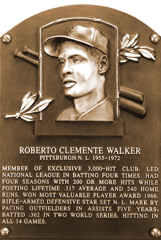 First Latin-American Hall of Famer