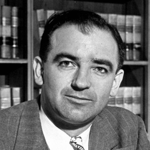 Joseph McCArthy- McCarthyism