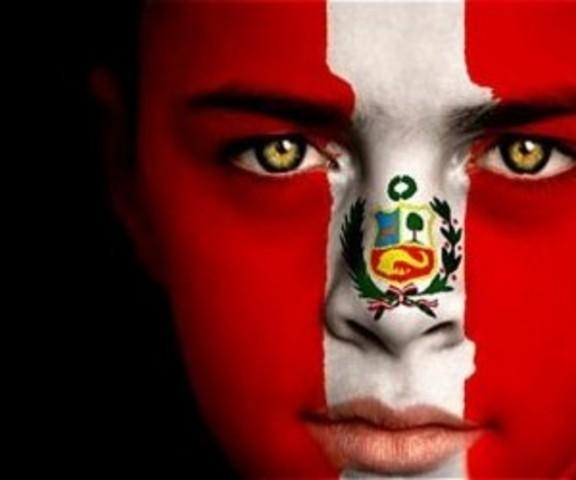 Declaracion de independencia de Peru