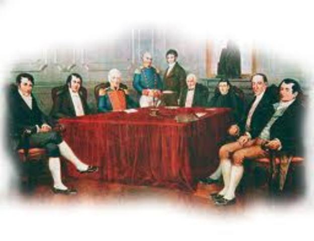 Se crea la Suprema Junta del Perú