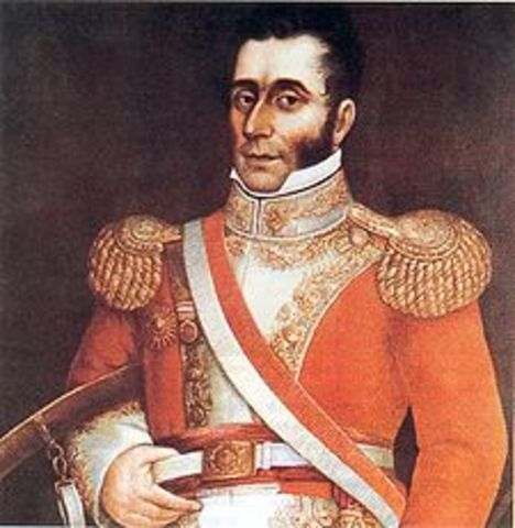 Primera Constitución Política del Perú