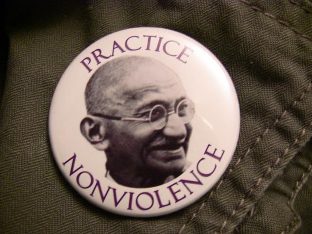 Non-Violence Acceptance