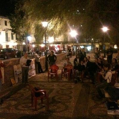 15M Granada, segundo aniversario timeline
