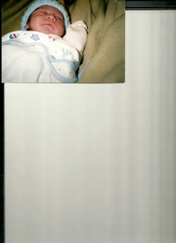 Matthew's birth