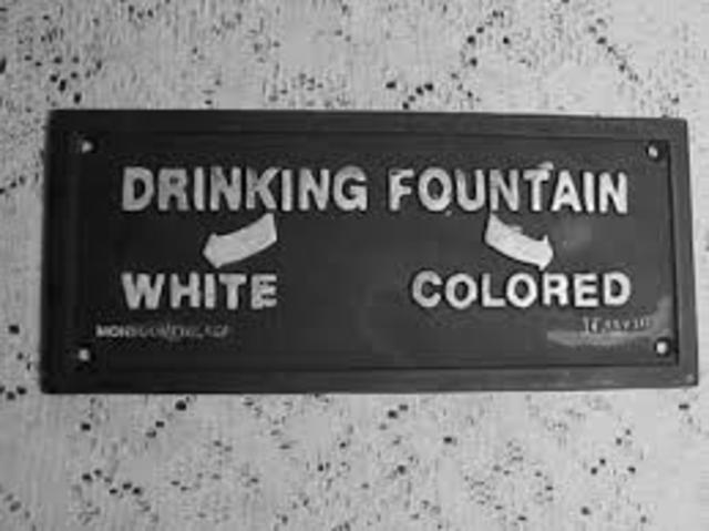 segregation ruled illegal in U.S
