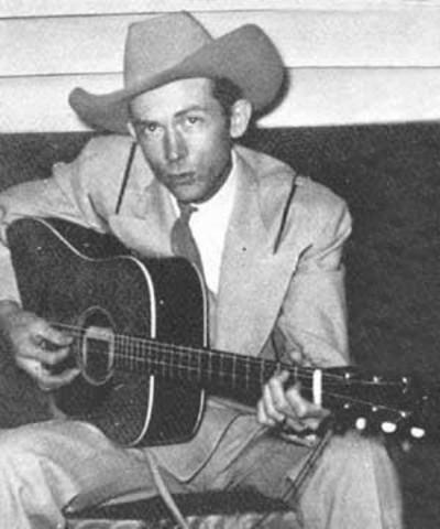 Hank Williams born
