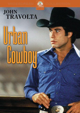 John Travolta's movie, Urban Cowboy, popularized country music even more