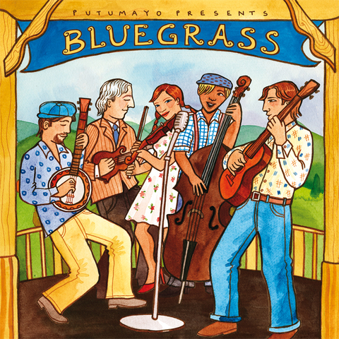 Bluegrass comes into it's own genre