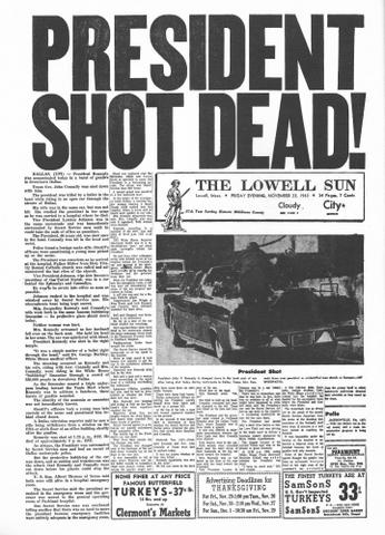 Assassination in Dallas - Texan in D.C.