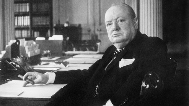 Winston Churchill becomes prime minister of Britain