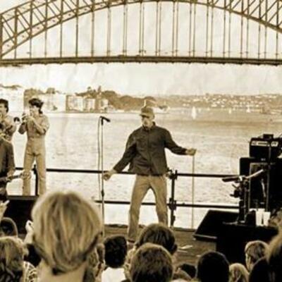 Australian Music timeline