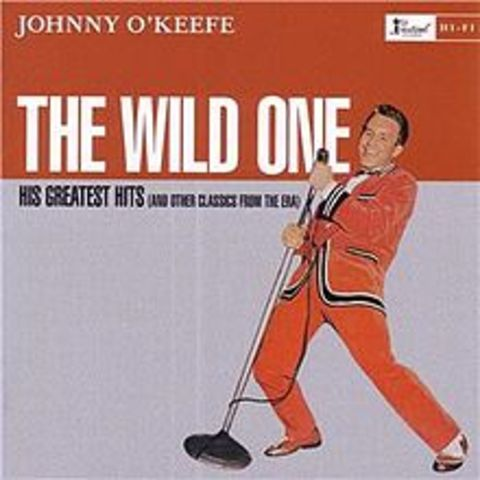'The Wild One' by Johnny O'Keefe