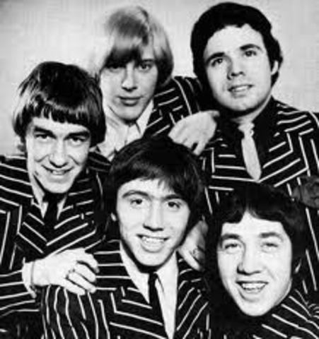 The Easybeats and Normie Rowe