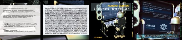 Modules featured in Maz Tracked Worx 2K