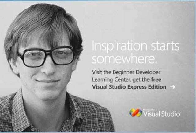 Bill Gates Establishes Microsoft