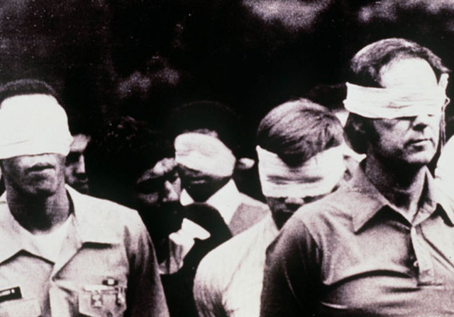 Iran Hostage Crisis Begins