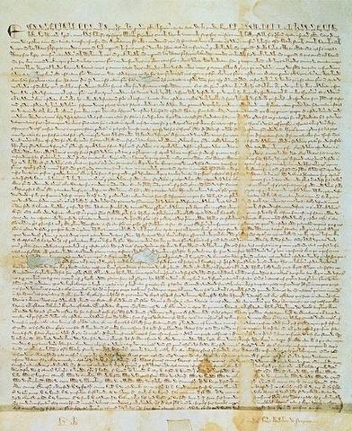 England's first written constitution