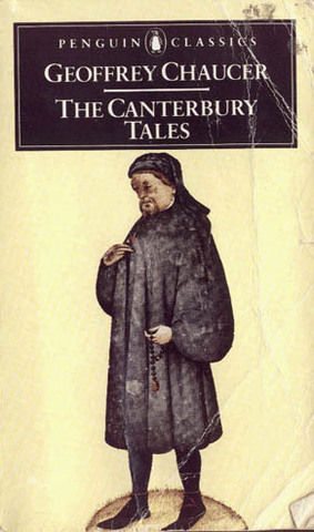 Chaucer's The Canterbury Tales.