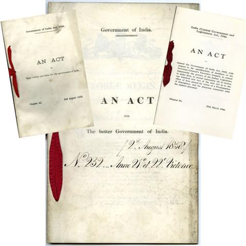 India Act