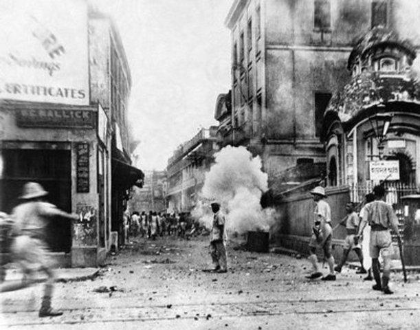 Calcutta Riot
