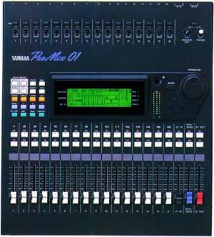 Yamaha's ProMix 01