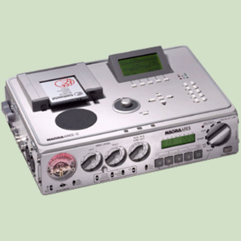 Solid-state recording & Jaz/Zip drives